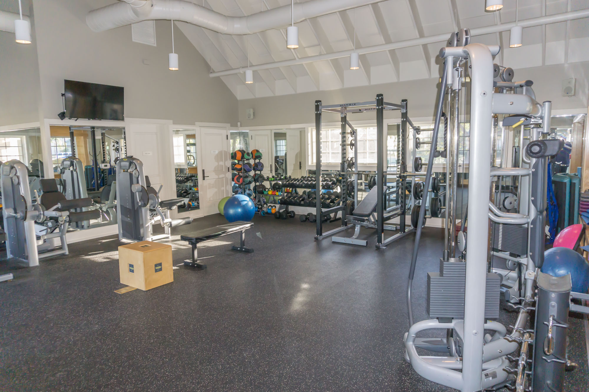 WaterSound Origins Fitness Center