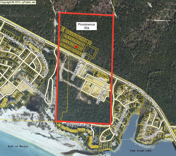 Prominence 30A Homes For Sale on 30A
